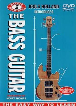 Music Makers: Bass Guitar Online DVD Rental