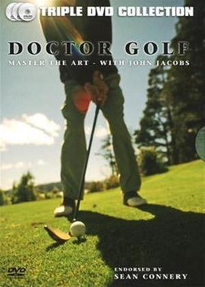 John Jacobs: Doctor Golf Master the Art Online DVD Rental