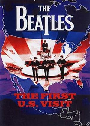 The Beatles: First Us Visit Online DVD Rental