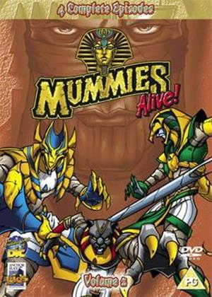 Mummies Alive: Vol.2 Online DVD Rental