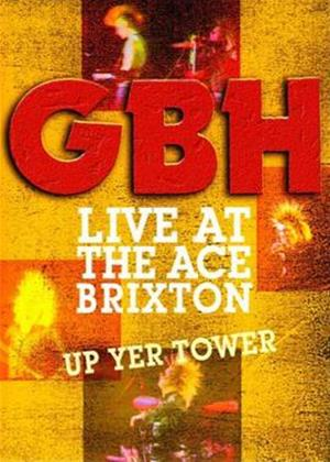 Rent G.B.H.: Live at the Ace, Brixton Online DVD Rental