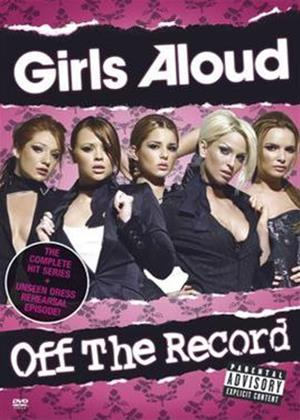 Rent Girls Aloud: Off the Record Online DVD Rental