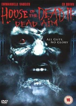 House of the Dead 2: Dead Aim Online DVD Rental