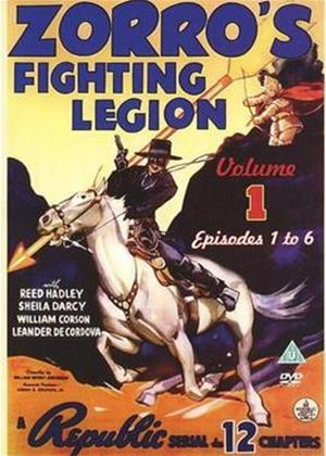 Zorro's Fighting Legion: Vol.1 Online DVD Rental