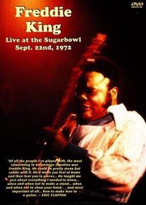 Rent Freddie King: Live at the Sugarbowl Online DVD Rental