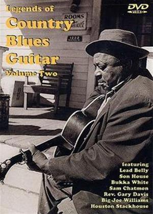 Legends of Country Blues Guitar: Vol.2 Online DVD Rental