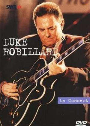 Rent Duke Robillard: In Concert Online DVD Rental