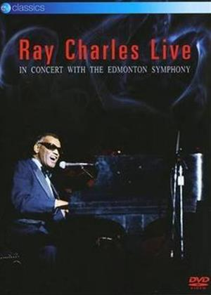 Ray Charles: In Concert with the Edmonton Symphony Orchestra Online DVD Rental