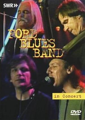 Rent The Ford Blues Band: In Concert Online DVD Rental