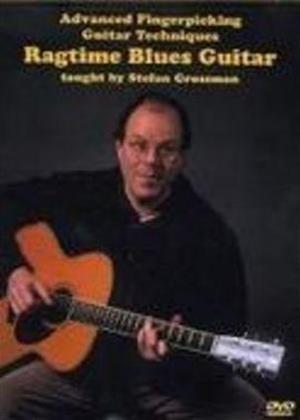 Rent Stefan Grossman: Ragtime Blues Guitar Online DVD Rental