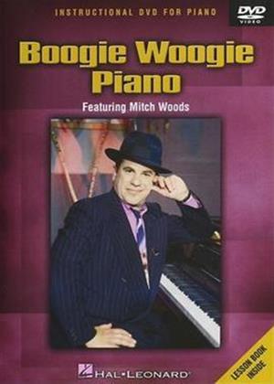 Boogie Woogie Piano Online DVD Rental