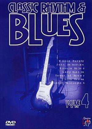 Classic Rhythm and Blues: Vol.4 Online DVD Rental