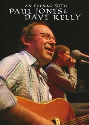 Rent An Evening with Paul Jones and Dave Kelly Online DVD Rental