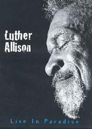 Luther Allison: Live in Paradise Online DVD Rental