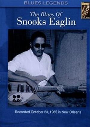 Rent The Blues of Snooks Eaglin Online DVD Rental