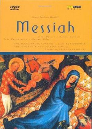 Handel: The Messiah Online DVD Rental