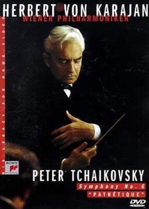 Tchaikovsky: Symphony No. 6: Herbert Von Karajan Online DVD Rental