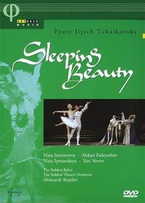 Rent Tchaikovsky: Sleeping Beauty: Bolshoi Ballet Online DVD Rental