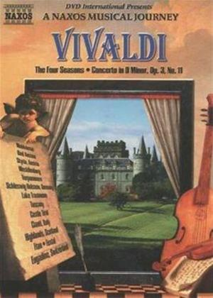 Rent Vivaldi: The Four Seasons / Concerto in D Minor Online DVD Rental