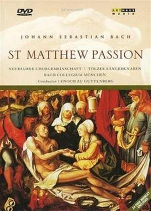 Rent Bach: Saint Matthew Passion Online DVD Rental