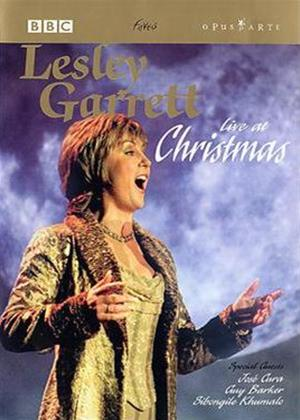 Lesley Garrett: Live at Christmas Online DVD Rental