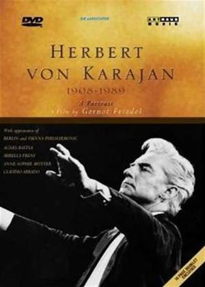 Herbert Von Karajan 1908-1989: A Portrait Online DVD Rental