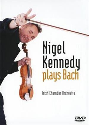Nigel Kennedy: Nigel Kennedy Plays Bach Online DVD Rental