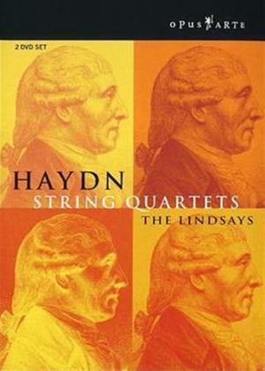 Rent Haydn: String Quartets: The Lindsays Online DVD Rental