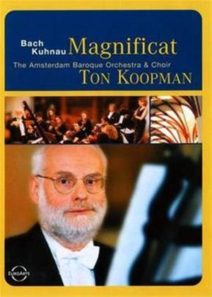 Rent Bach: Magnificat Online DVD Rental