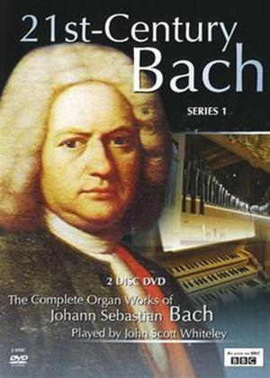 Rent 21st Century Bach: Vol.1 Online DVD Rental