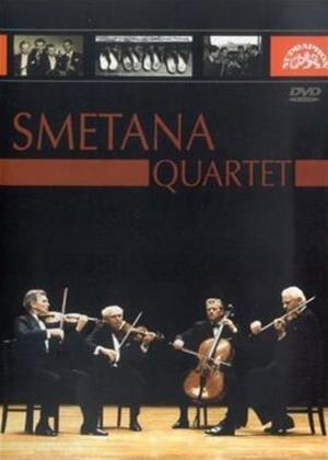Rent Smetana Quartet Online DVD Rental