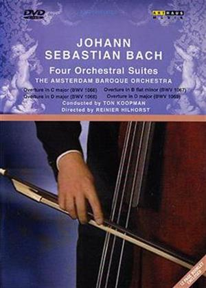 Rent Bach: Four Orchestral Suites Online DVD Rental
