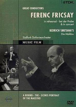 Rent Great Conductors: Ferenc Fricsay Online DVD Rental