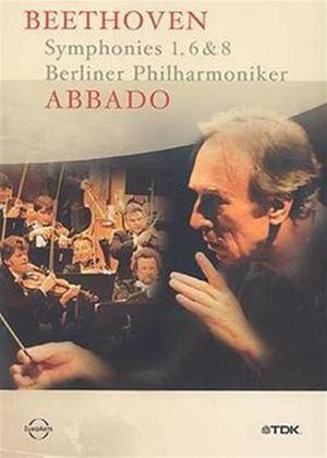 Beethoven: Symphonies Nos. 1, 6 and 8 Online DVD Rental