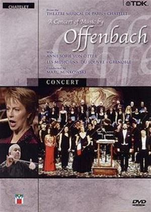 A Concert of Music by Offenbach Online DVD Rental