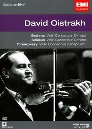 Rent David Oistrakh: Tchaikovsky: Violin Concerto in D Major Op. 35 Online DVD Rental