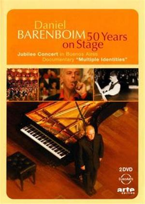 Rent Daniel Barenboim: 50 Years on Stage Online DVD Rental