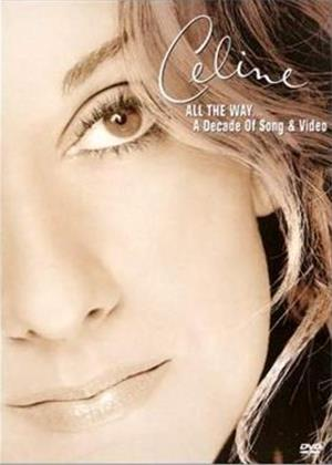 Celine Dion: All the Way: A Decade of Song Online DVD Rental