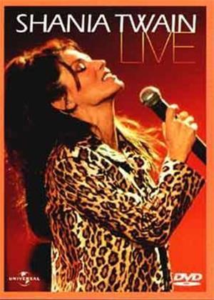 Rent Shania Twain: Live Online DVD Rental