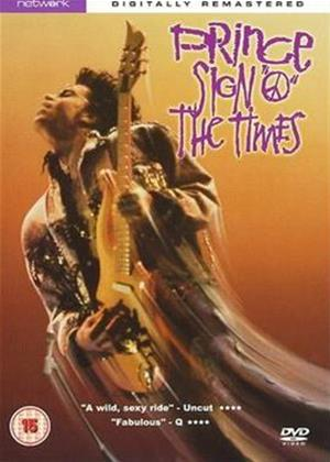 Rent Prince: Sign 'O' the Times Online DVD Rental
