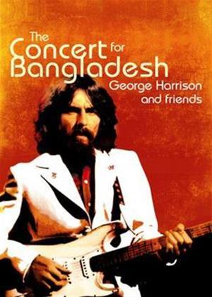 George Harrison & Friends: Concert for Bangladesh Online DVD Rental