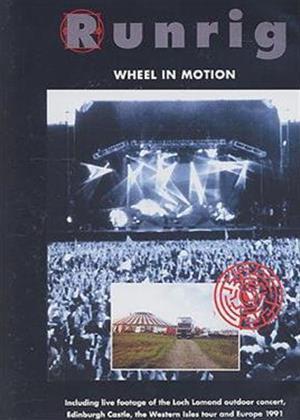 Runrig: Wheel in Motion Online DVD Rental