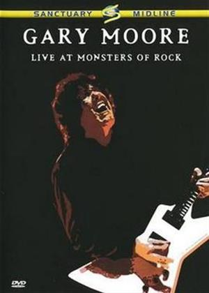 Rent Gary Moore: Live at Monster's Rock Online DVD Rental