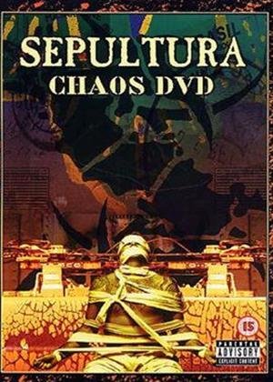 Sepultura: Chaos Online DVD Rental