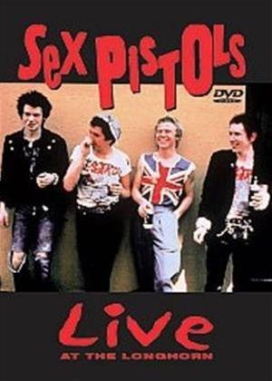 Sex Pistols: Live at Longhorns Online DVD Rental