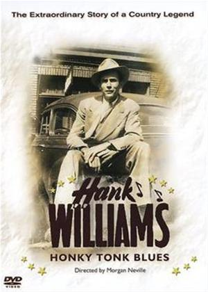 Rent Hank Williams: Honky Tonk Blues Online DVD Rental