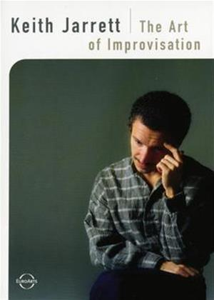 Keith Jarrett: The Art of Improvisation Online DVD Rental