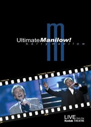 Rent Barry Manilow: Ultimate Online DVD Rental