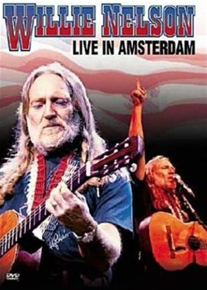 Willie Nelson: Live in Amsterdam Online DVD Rental