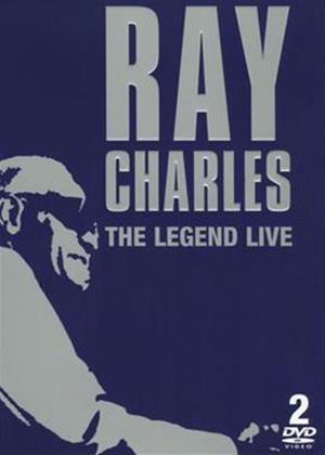 Ray Charles: The Legend Live Online DVD Rental
